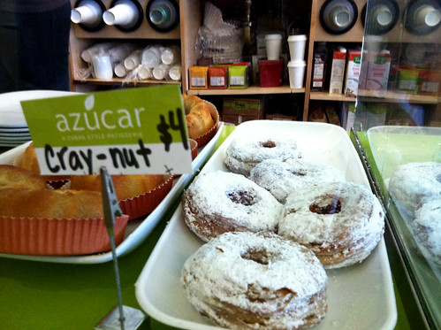 Cray-Nut at Azucar