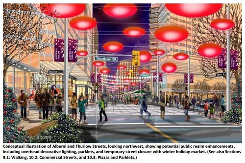 West End CP - Concept Image - Alberni & Thurlow