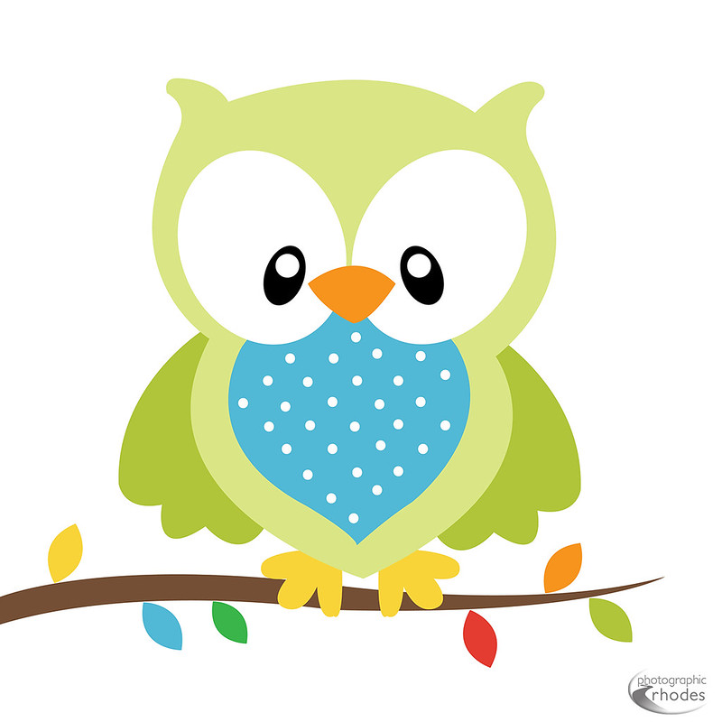Graphic Design | Baby Room Owl Prints – Photographic Rhodes