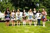 01  Eight of the ten 2013 Women's College Club Scholarship Award Winners (l to r):1.Jelani McMath  (Princeton High) 2.Naiyah Ambrose (Princeton Day) 3.Daisy Mase  (Princeton Day) 4.Rebecca Pankove  (Hun School) 5.Jacquelyn Chmiel  (Princeton High) 6.Isobe
