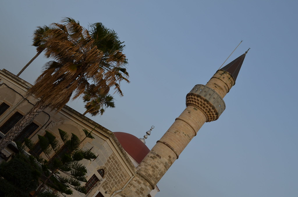 Old Mosque in Kos
