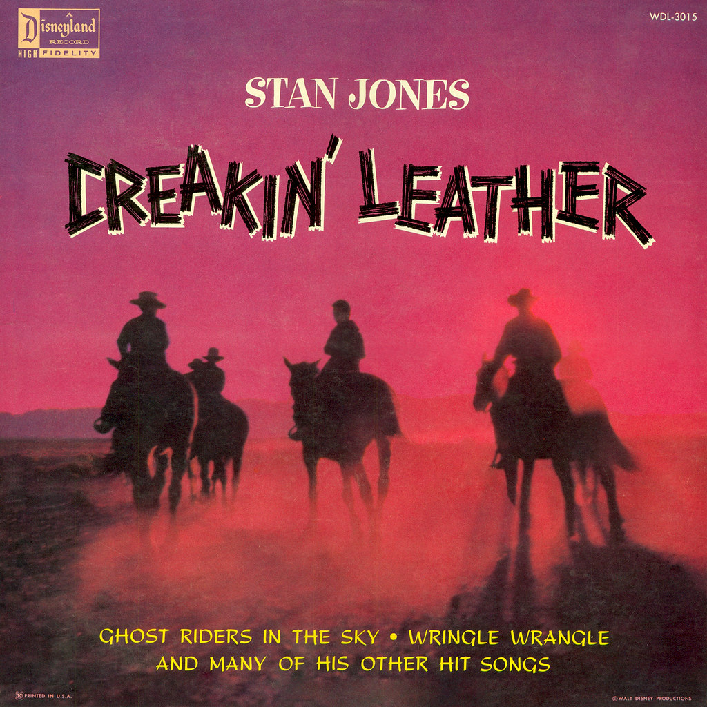 Stan Jones - Creakin' Leather