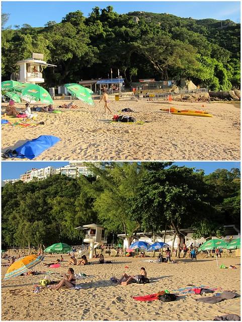 Hong Kong - Chung Hom Kok Beach