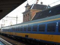Train in Delft