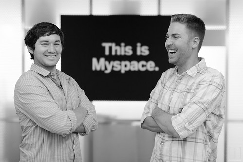 This is Myspace [Cory and Ronnie] - 2 of 3