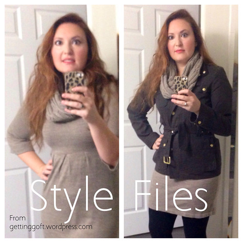 style files: military inspired