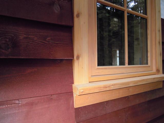 Jan 29 - exterior siding