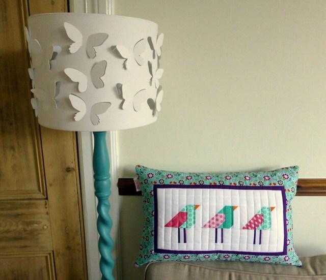 Birdie Cushion for Gill Mar14