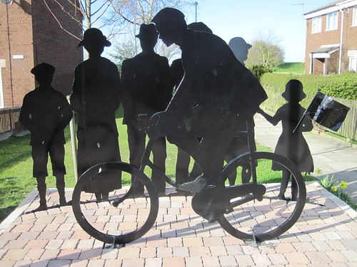 Lingdale Cycling Memorial