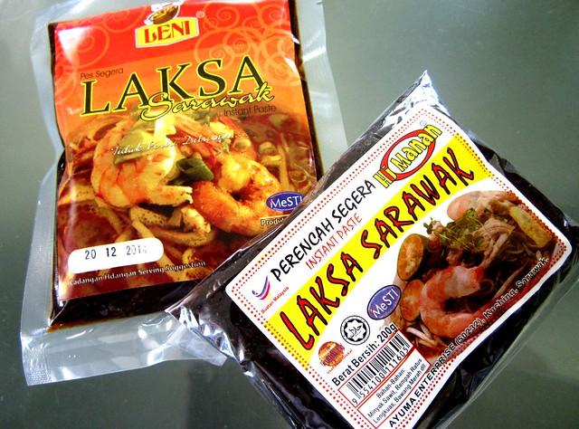 Sarawak laksa paste