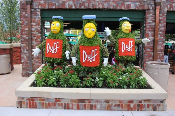 The Simpsons Springfield expansion phase 2 at Universal Orlando