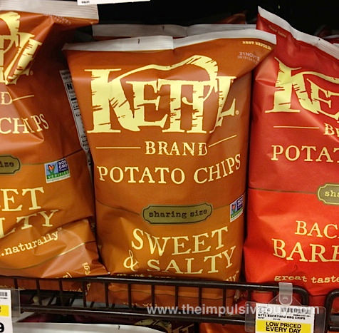 Kettle Brand Sweet & Salty Potato Chips