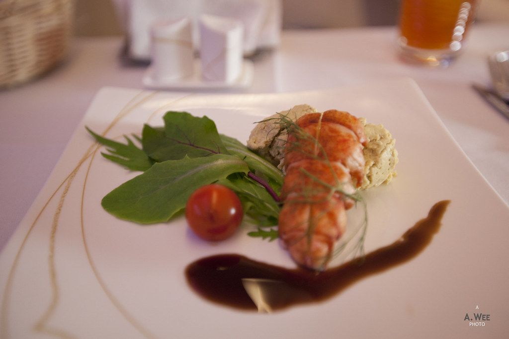 Thai Airways' First Course