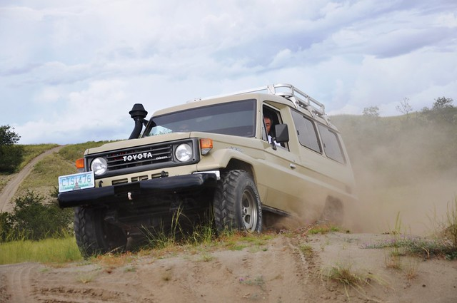 Toyota Land Cruiser Series 70