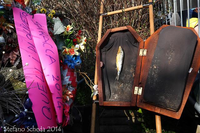 Funerale della Saracca - Oliveto, Bologna, Italy