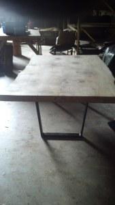 Wood Slab Tables
