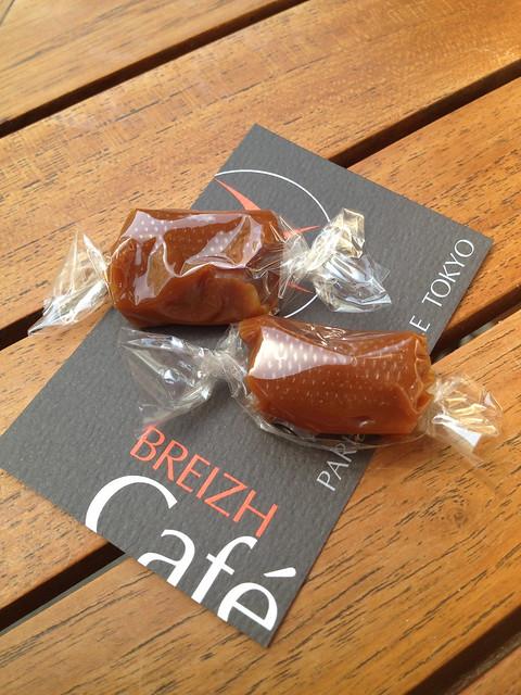 Caramels - Breizh Cafe