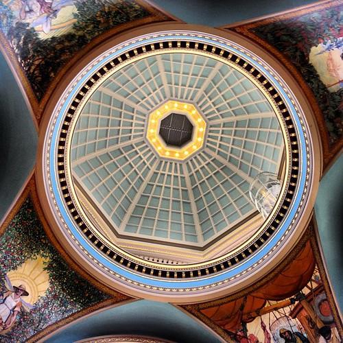 Under the Dome by @MySoDotCom