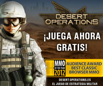 Desert Operation España