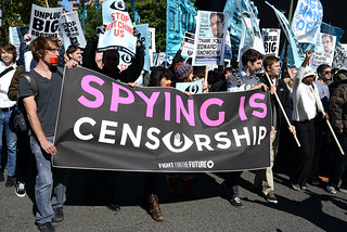 2013 DC Rally Against Mass Surveillance 29