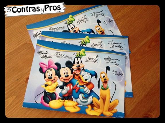 Carta Disney 2