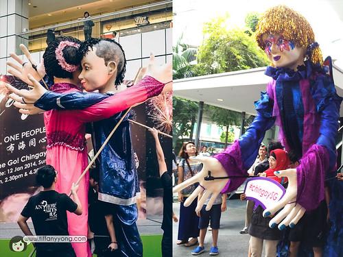 chingay 2014 puppets
