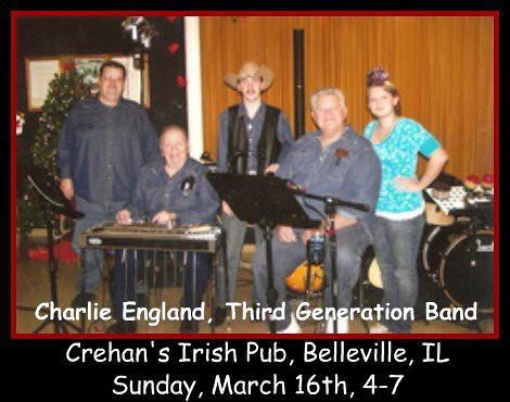 Charlie England 3-16-14