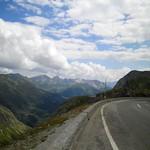 Passo Rombo - panorama