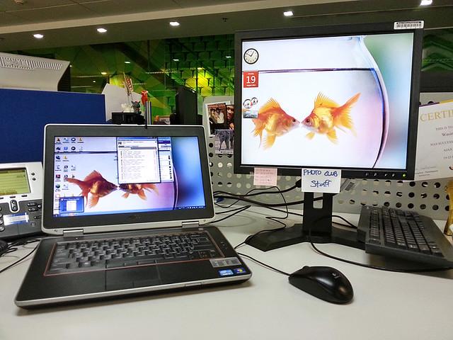 Office Desk: August 2013 #3
