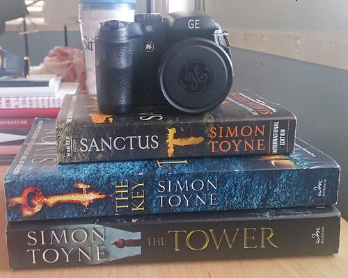 Simon Toyne's The Sanctus Trilogy