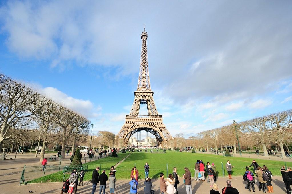 EiffelColorful