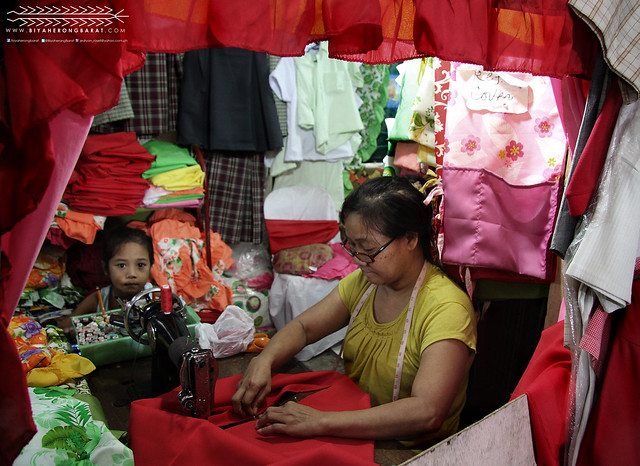 AKO Photowalk 2013 tailoress Kalibo Aklan
