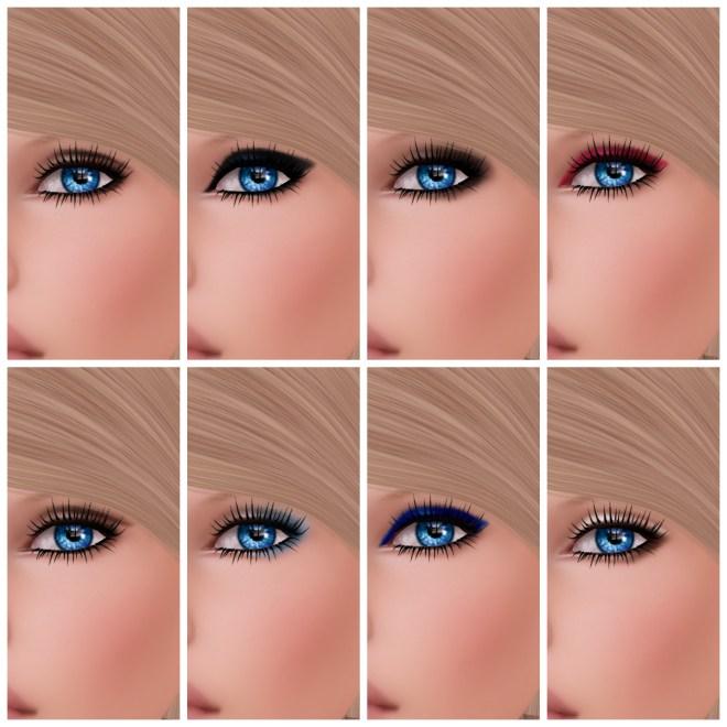 Glam Affair - Sylvia - Eye Make Up