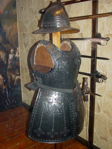 York Castle Museum Pike Armour