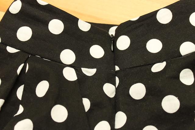 Simplicity Skirt 2698 - E - zipper
