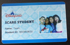 Monster University Student ID - Hong Kong Disneyland