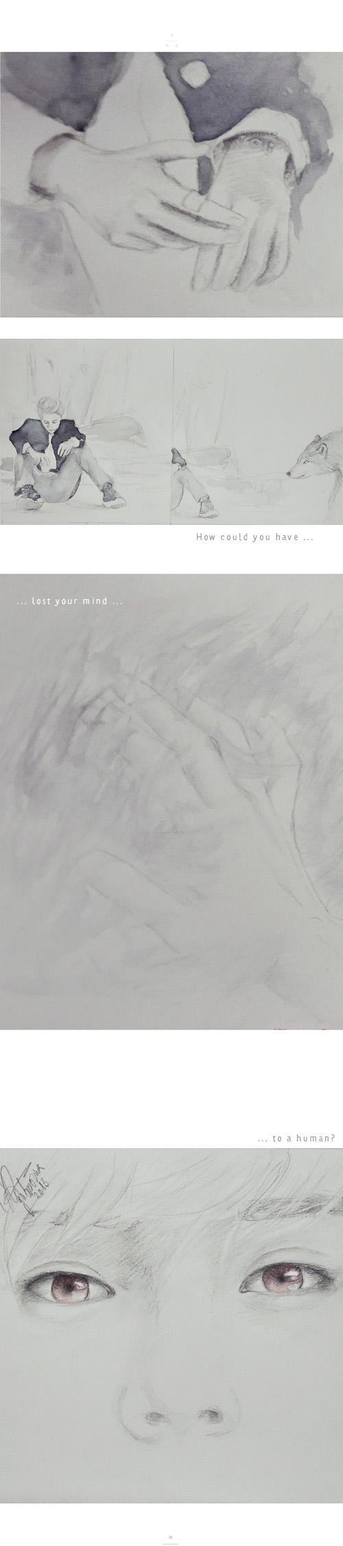 Luhan - Wolf Storyboard