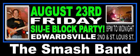 Smash Band 8-23-13