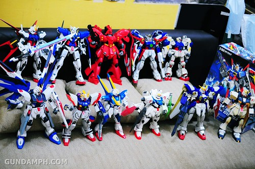 GundamPH 1-60 scale non-PG Gundam Kits and Figures Collection List (1)