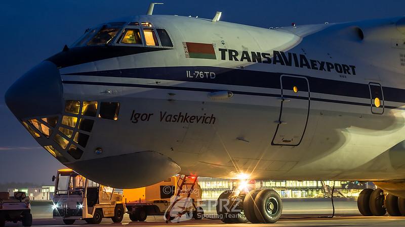 Ilyushin IL76TD Trans Avia Export Cargo