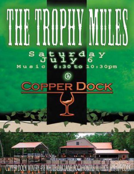 Trophy Mules 7-6-13