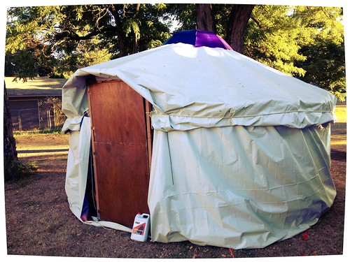 The Dumpy Yurt
