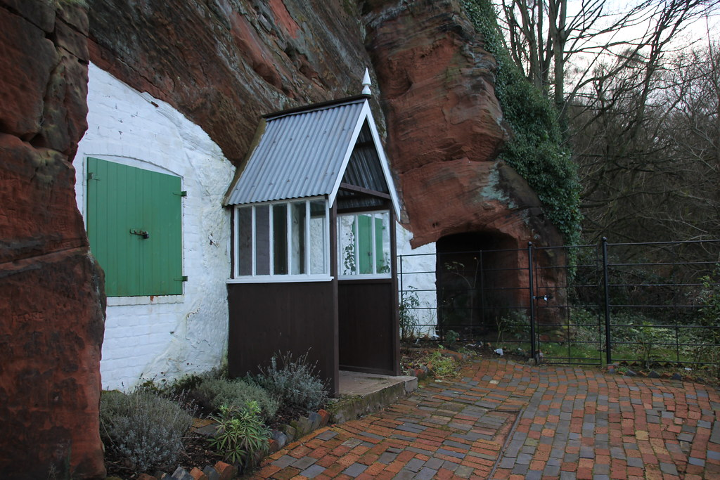 Kinver Edges, Rock Houses