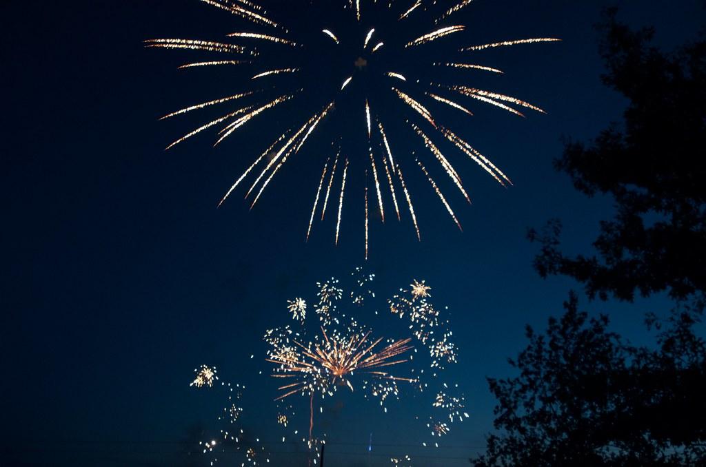 Grampy's Fireworks
