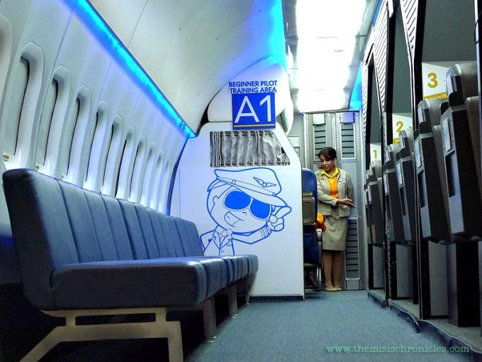kidzania aviation academy