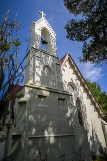 St. Mark Episcopal Bell Tower
