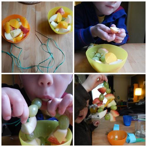 fruit bracelets
