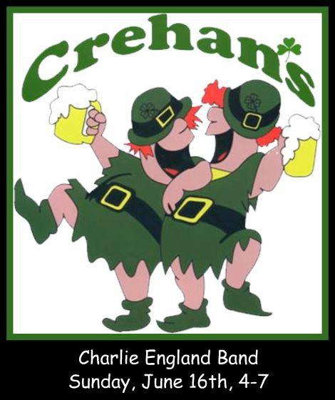 Charlie England Band 6-16-13