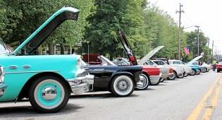 Classic Car Cruise-In 003