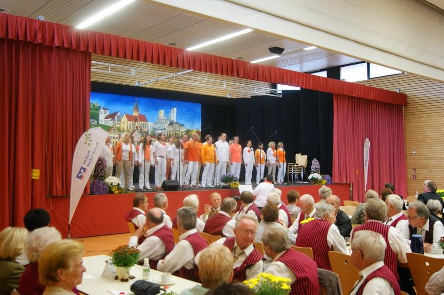 2015-10-11 Eglosheimer Seniorenfeier, 11. Oktober 2015